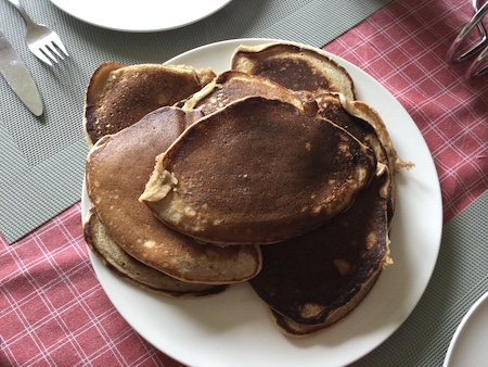 Buttermilch Pancakes